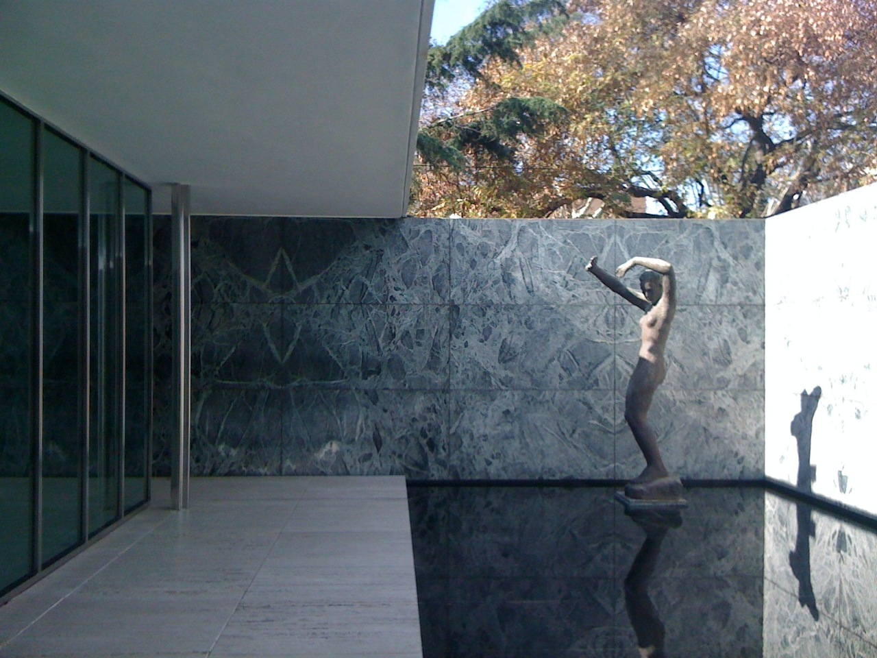 mies van der rohe barcelona pavilion study week 3 y1. Black Bedroom Furniture Sets. Home Design Ideas
