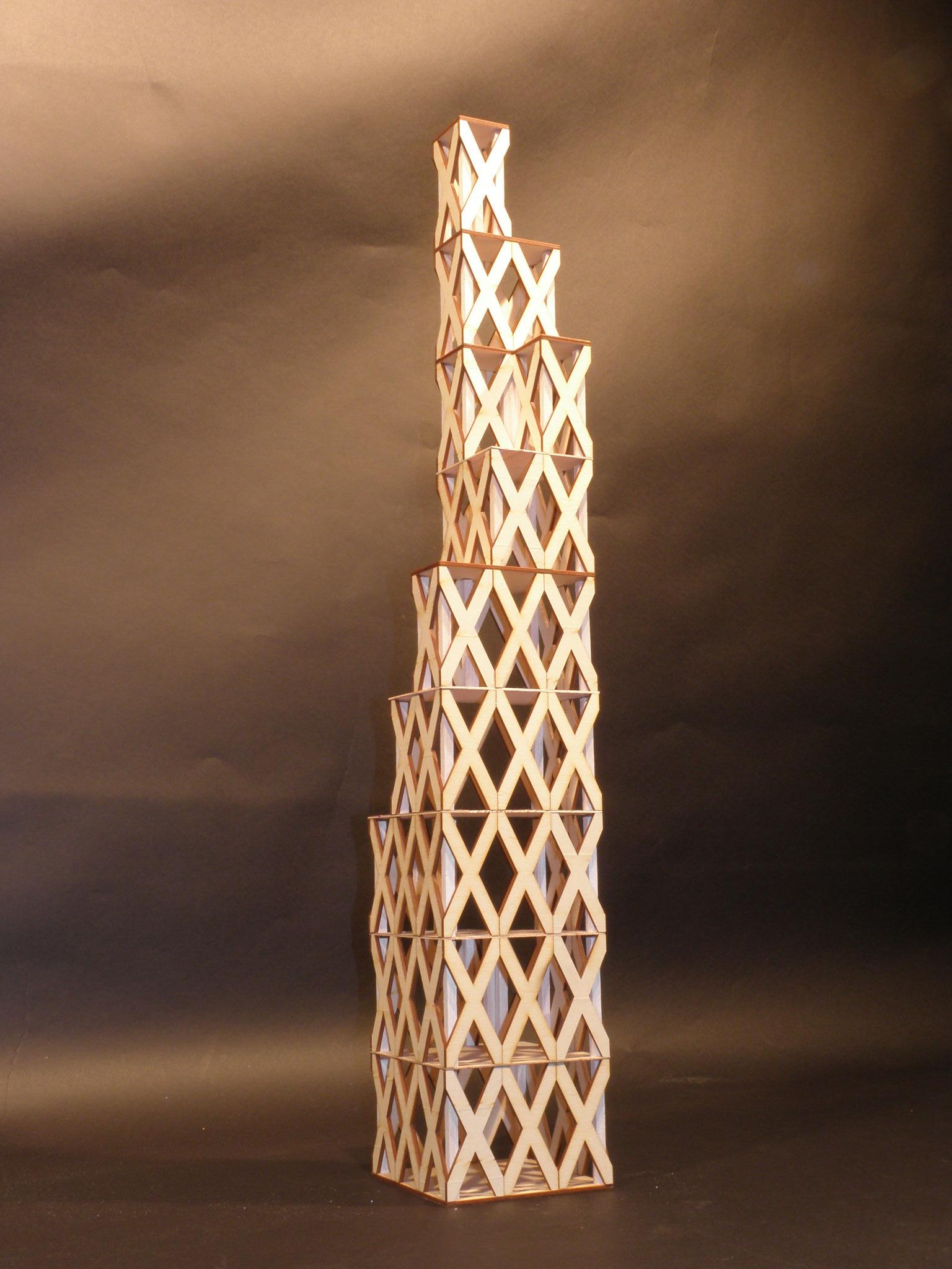 Download Balsa Wood Tower Plans Plans Free Bathroom Storage Cabinets