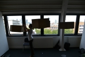 Heygate Project Installation