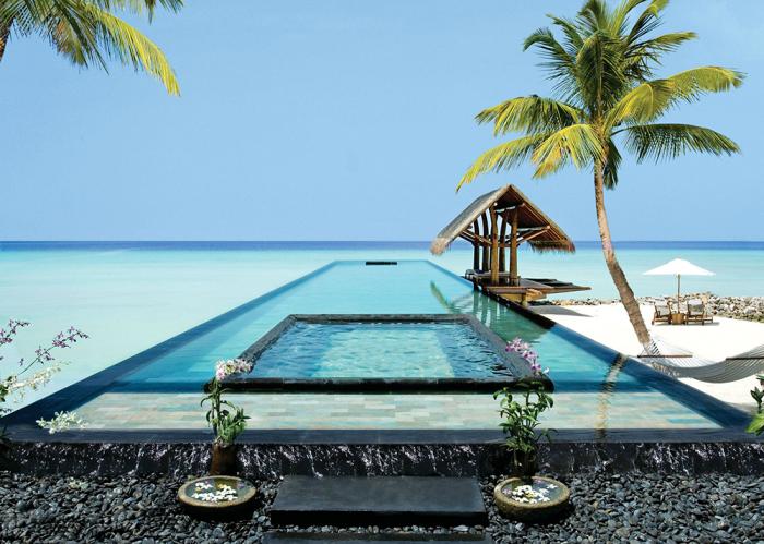 The Maldives Paradise Pool