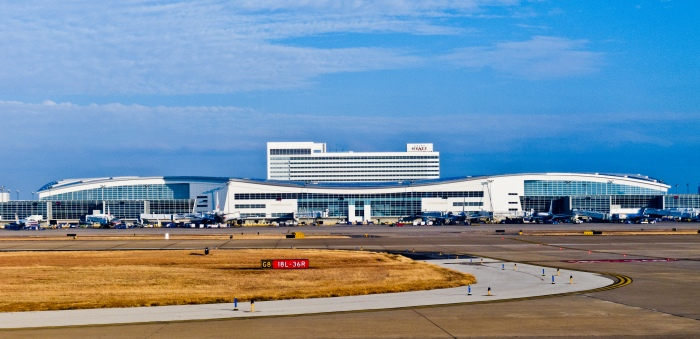 Dallas - Fort Worth Intl. Airport