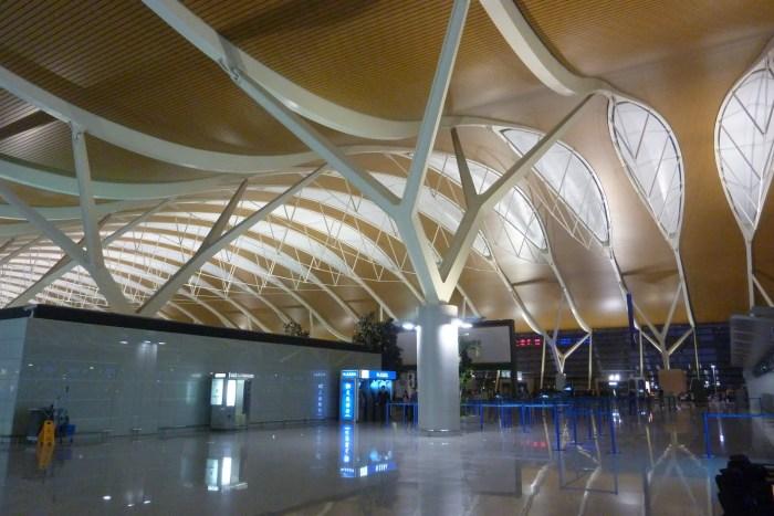 Shanghai Pudong Intl. Airport