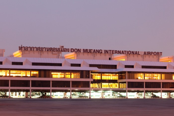 Don Mueang Intl. Airport Bangkok