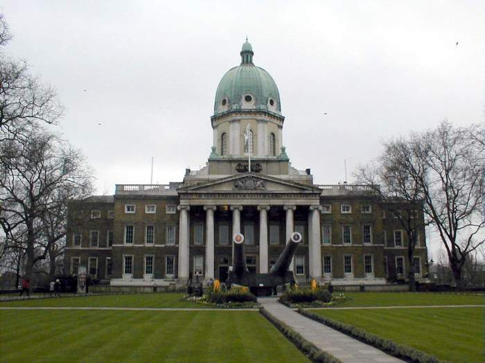 01. Imperial Way Museum