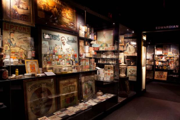 03. Museum of Brands and Packaging