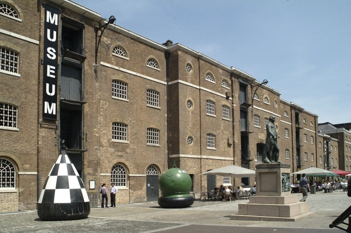 04. Museum of London Docklands