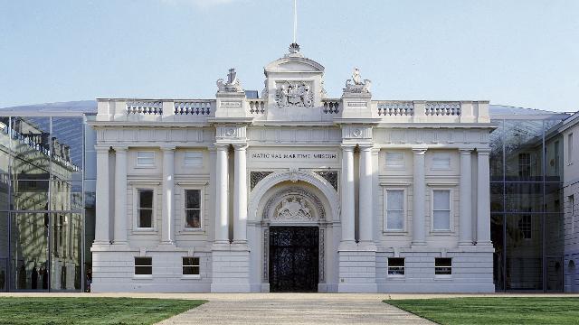 08. National Maritime Museum