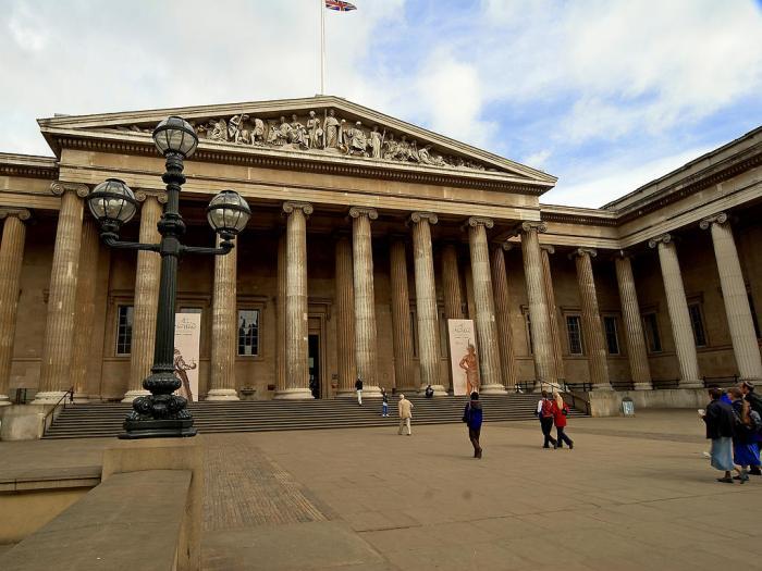 10. British Museum