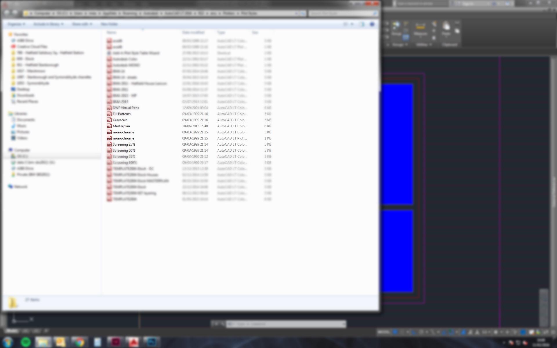 ctb folder